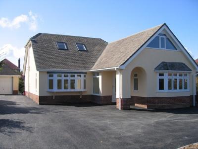 Complete bungalow renovation