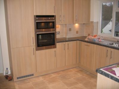 New Kitchen Elegance Install
